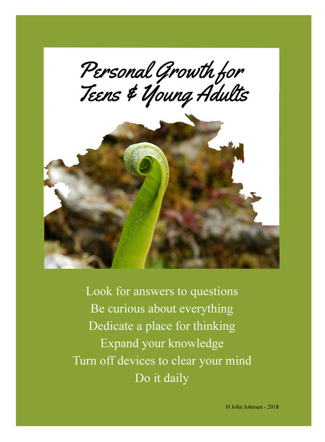 Youth Personal Growth